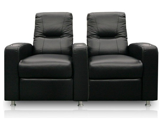Bass Tristar - The Bass Tristar Lounger is a luxury lounger made in the US with a crisp contemporary style. It offers a slightly curved arm design along with incredible lower lumbar support. The footrest is pleated and it boasts a bolstered headrest for complete head support and a slight articulation for the perfect head pitch when watching movies.