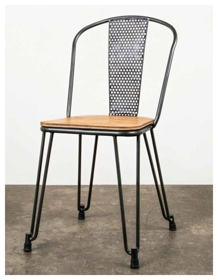 napier chair industrial dining chairs