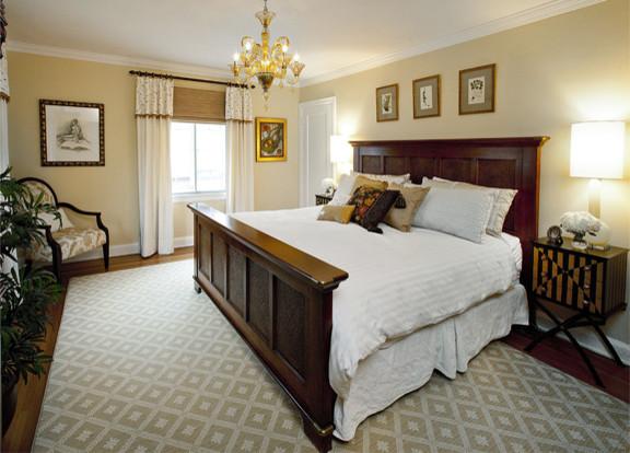 Elegant Master Bedroom traditional-bedroom