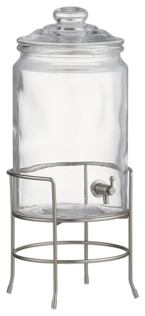 Beverage stand food-containers-and-storage