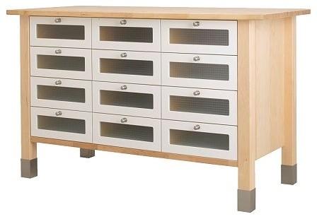 VÄRDE Counter storage unit - Scandinavian - Kitchen Cabinetry - by IKEA