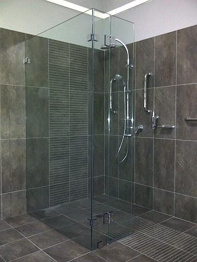 Frameless shower screens sydney