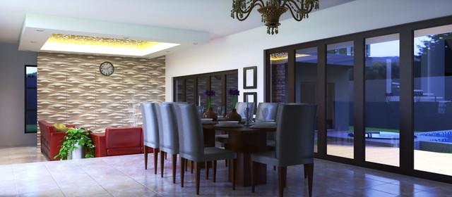 House M - Serengeti lifestyle estate contemporary-rendering