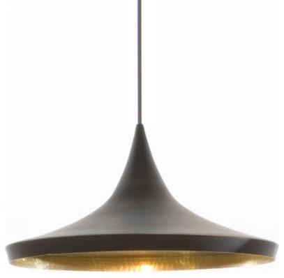 Tom Dixon Beat Light, Wide modern-pendant-lighting