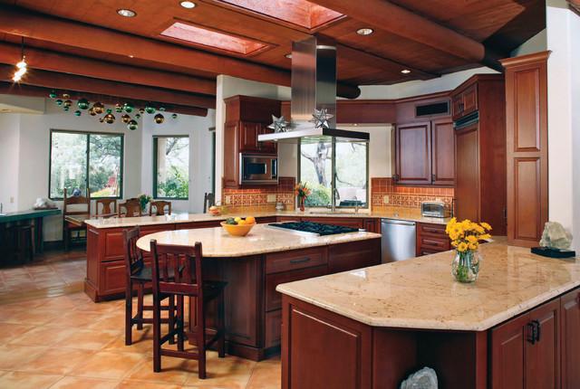 2012 CotY Award-Winning Kitchens traditional-kitchen