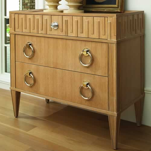 French Key Chest - Light accent-chests-and-cabinets