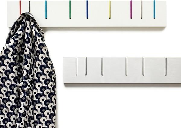 Symbol Coat Rack modern-wall-hooks