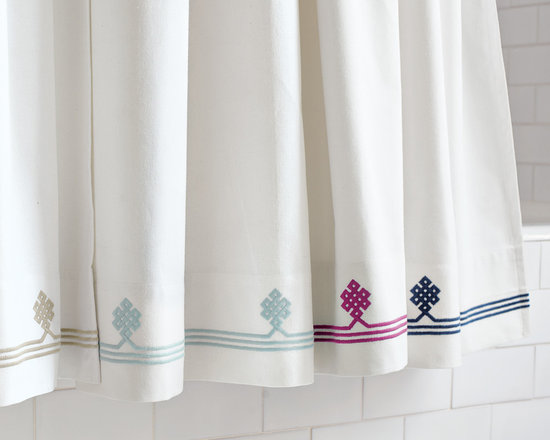 Gobi Shower Curtains -