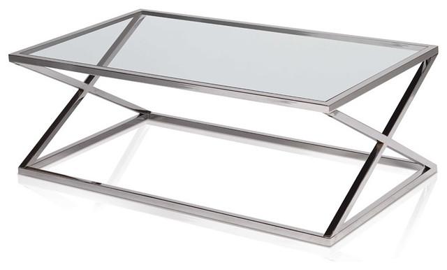 Novak Rectangular Coffee Table modern-coffee-tables