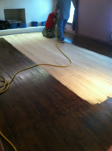 Restaining Wood Floors WB Designs - Restaining Wood Floors WB Designs