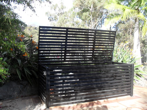 Cool ways to hide the air conditioner in your yard aol for Gardening tools brisbane