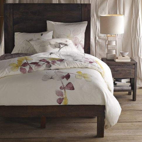Spring Blossom Duvet Cover contemporary-duvet-covers