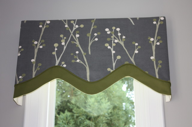 Hanging In Style Designs - Modern - Window Treatments - charlotte - by ...