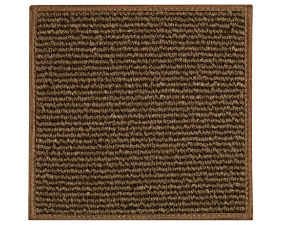 Creative Concepts rug in Java Sisal base - Inviting, effortless and utterly relaxed, our Creative Concepts collection is designed for mixing and matching the way you choose. Designed for indoor and outdoor enjoyment, the premium olefin bases are made in the USA and the harmonious fabric borders are both durable and washable.