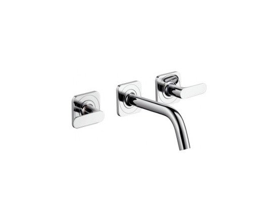 Hansgrohe Axor Citterio M Wall-Mounted Widespread Faucet Trim 34315001 -
