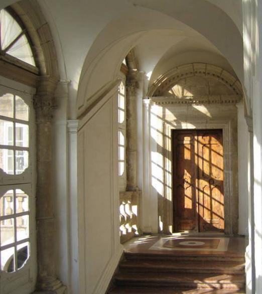 Antique Stone Entryways mediterranean-entry
