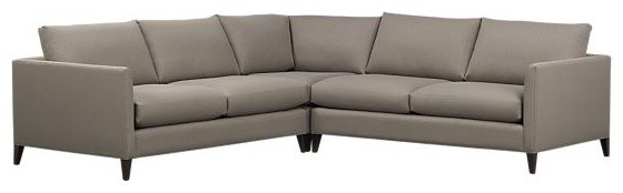 Klyne Three-Piece Sectional modern sectional sofas
