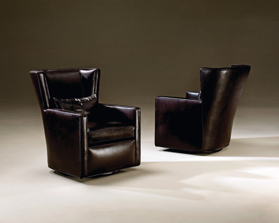 Thayer Coggin - Right Wing Swivel Chairs from Thayer Coggin - Thayer Coggin Inc.