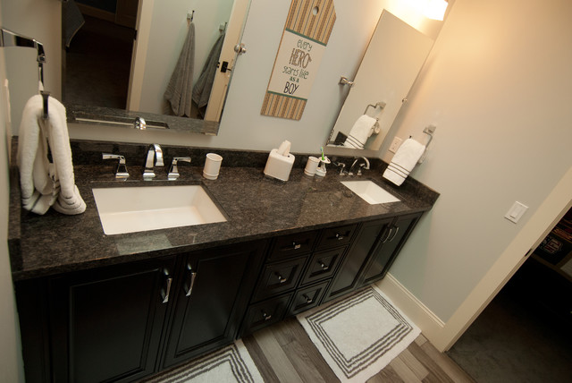 2011 Traditional with the Unexpected traditional-bathroom