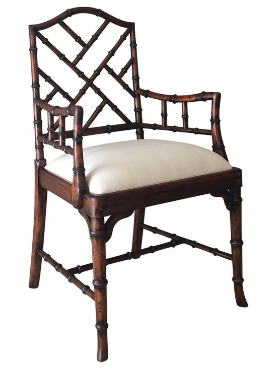 Charlotte Chinese Chippendale Chairs -