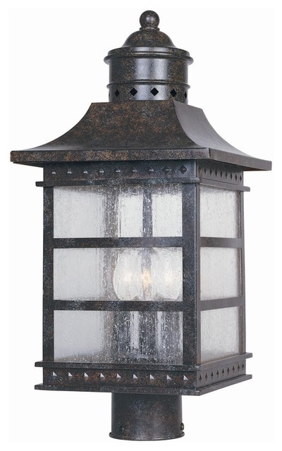 Carriage House Outdoor Post Light Small Post Lights By Shades Of Light