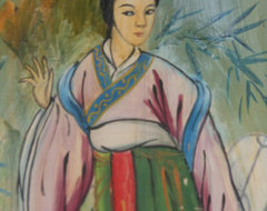 Shanghai Green Antiques - Chinese Antique Painting.JPG