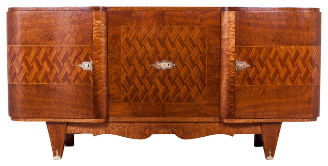 French Art Deco Sideboard midcentury-buffets-and-sideboards