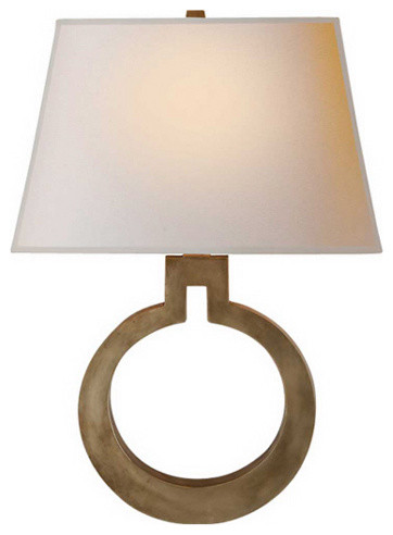 ELTE - Lighting - Wall Lights - Contemporary - Ring Wall Sconce  wall sconces