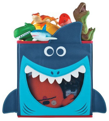 Circo Fabric Drawer Shark Eclectic Toy Organizers By