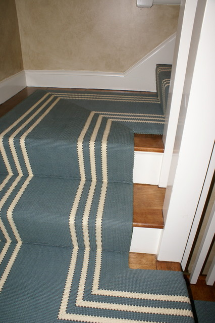 Striped Stair Runner Farmhouse Area Rugs Burlington