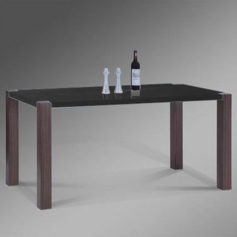 stan black lacquer dining table tos bh ctd 077 modern dining tables