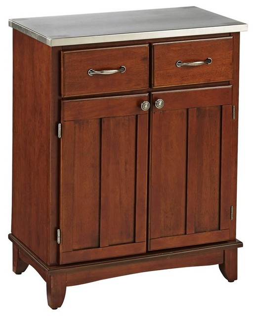 Buffet in cherry finish contemporary buffets and