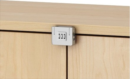 EFFEKTIV Combination lock - Scandinavian - Filing Cabinets - by IKEA