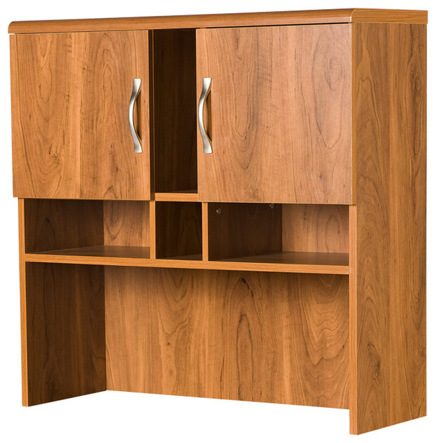 Storage Hutch - Contemporary - China Cabinets And Hutches - by Overstock.com