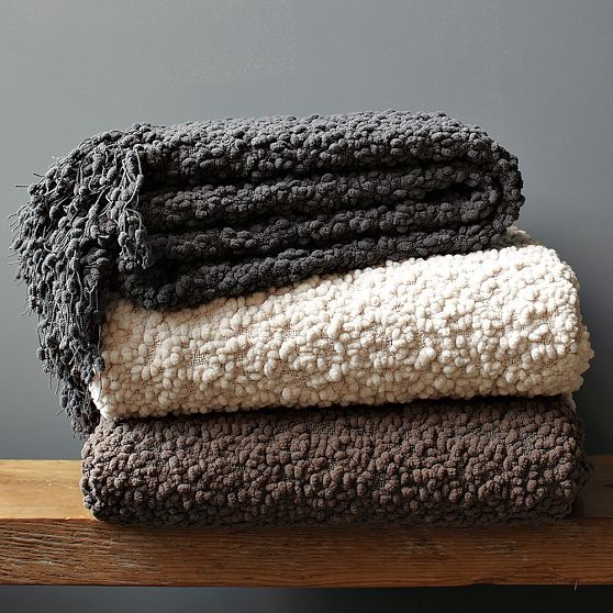 Cozy Throw contemporary-throws