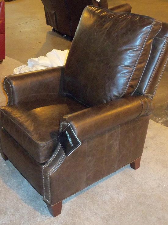 Customer Custom Orders - Comfort Design Adams Recliner