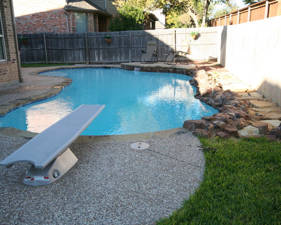 Diving Boards - Photos property of Pulliam Pools