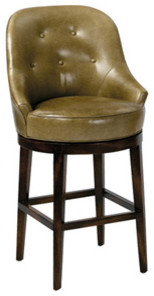 5008-BS BAR STOOL by Wesley Hall traditional-bar-stools-and-counter-stools