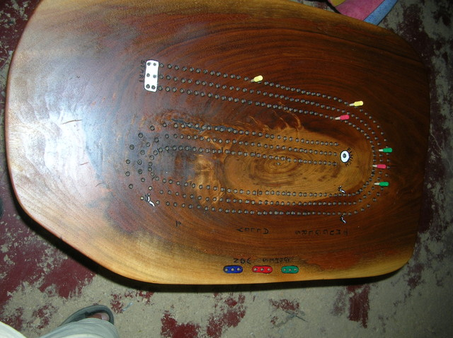 Cribbage Tables tropical-side-tables-and-end-tables