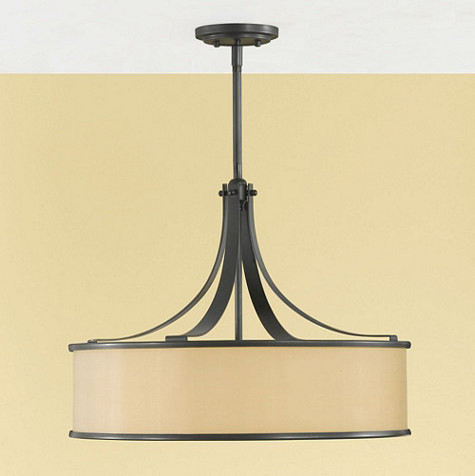 Chase 4-Light Pendant traditional pendant lighting