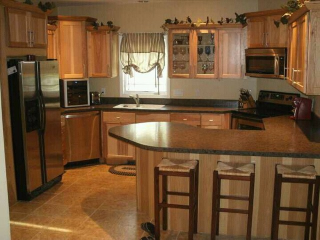 Past Jobs modern-kitchen-cabinetry