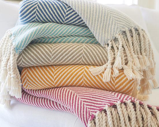 Throw Blankets -