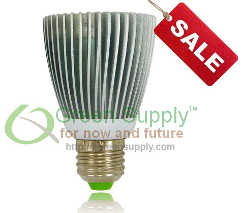 PAR20 LED Bulb - 40W Replacement - Cool White lighting