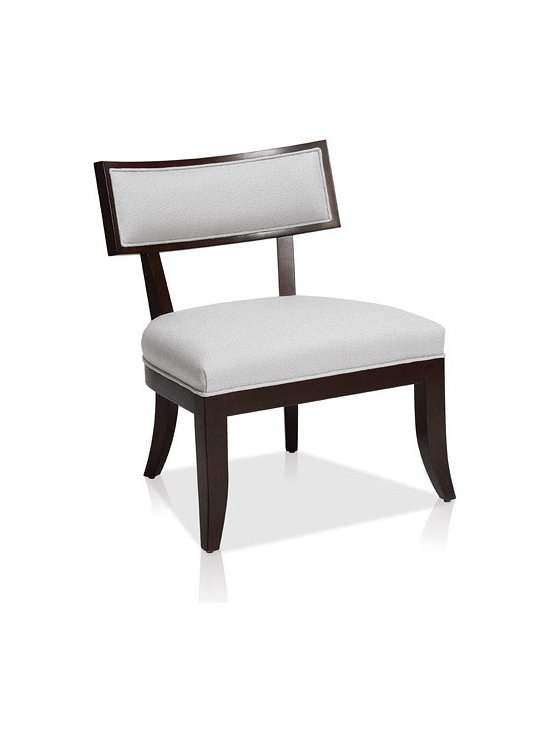 Dixon Slipper Chair - For more information: