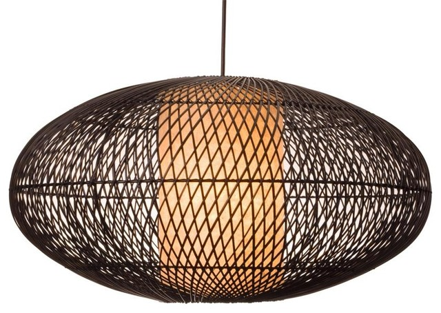 Hive KAI X Suspension Lamp designed by Kenneth Cobonpue contemporary pendant lighting