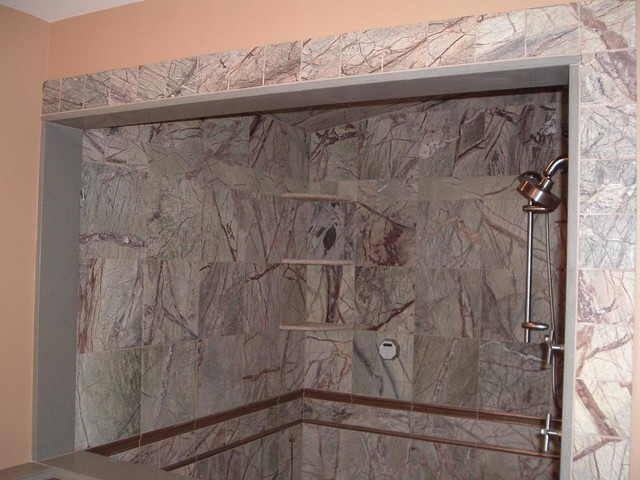 Rain Forest Steam Shower Woodstock Bathroom Other Metro By Creative Tile Eastern Ct