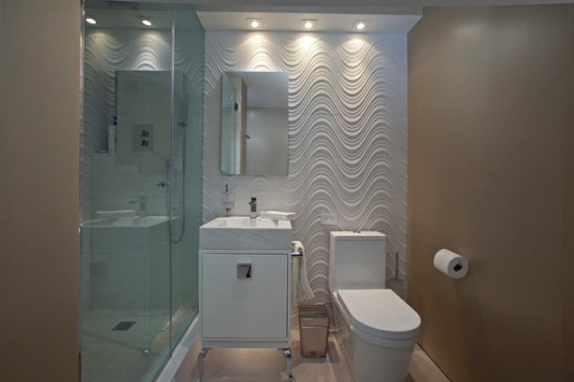 Manhattan Redesign Manhattan Ny Contemporary Bathroom New York By Porcelanosa Usa