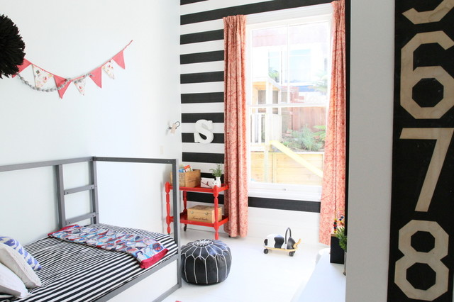 Residential Interior Design Project Eclectic Kids