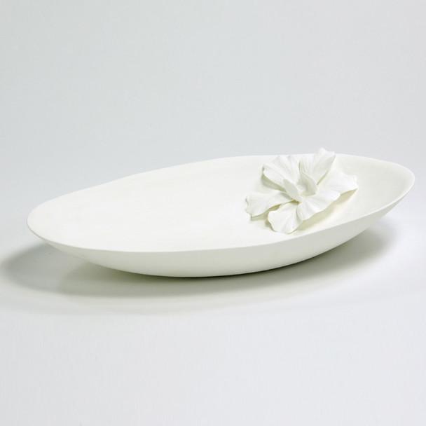 Shine Labs - Vanda Orchid Plate modern-dinner-plates