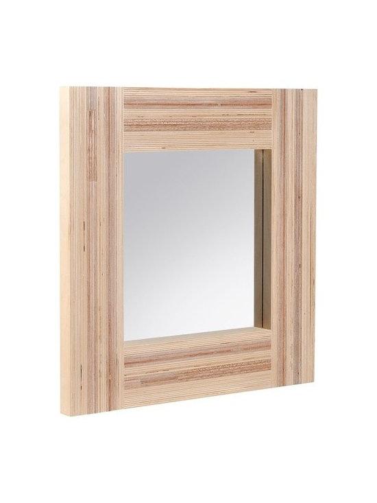 Square Mirror -